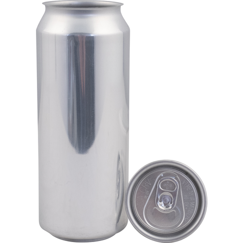 CASE OF 207 - 16.9 oz / 500ml Can Fresh Aluminum Beer Cans - KL05449