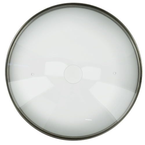 Replacement Glass Lid for 65L BrewZilla / DigiBoil - KL09669