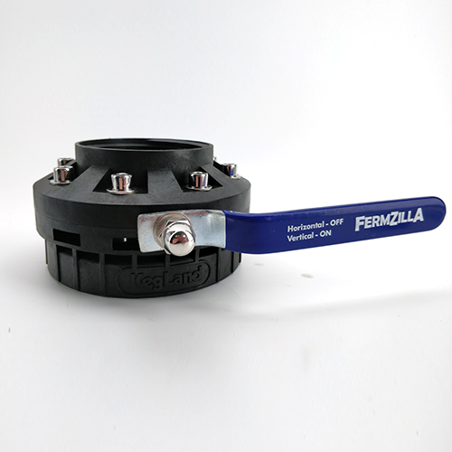 FermZilla Replacement Butterfly Valve Assembly - KL11464
