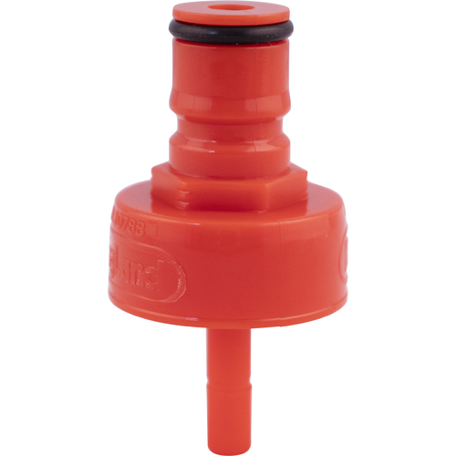 FermZilla Plastic Carbonation & Line Cleaning Ball Lock Cap - KL10788