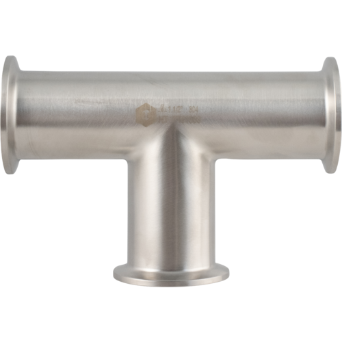 Stainless Tri-Clamp Tee - 1.5 in.