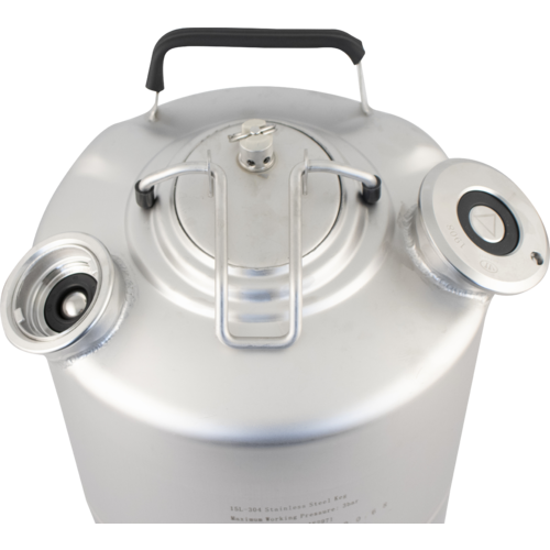 Wash Out Beer Line Cleaning Keg - 15L/3.9G - KL02936
