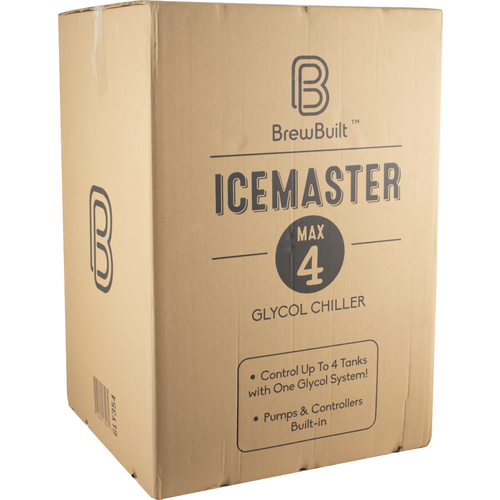 IceMaster Max 4 Glycol Chiller with Built-in Submersible Pumps