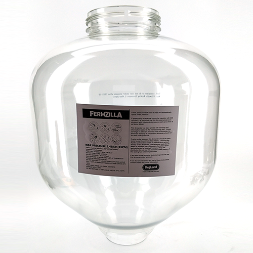 FermZilla 27L Conical Replacement PET Fermenter Tank - KL11327