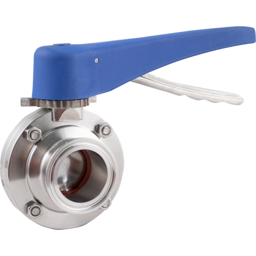 1.5 inch Tri-Clamp Stainless Butterfly Valve