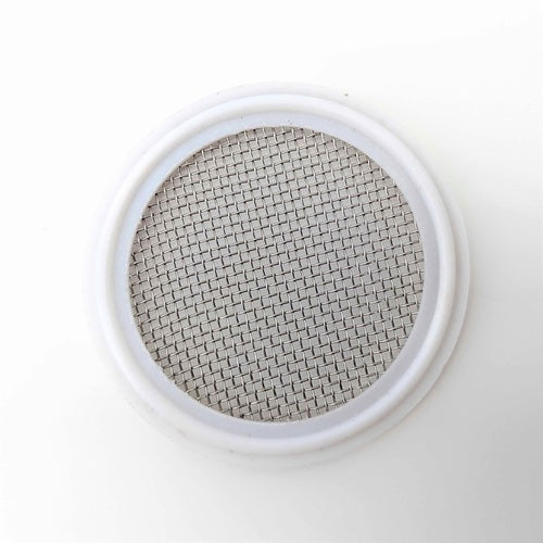 2 inch Tri-Clamp Gasket with Mesh Screen (Teflon) - KL11921