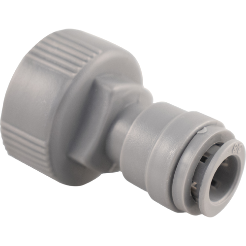 Duotight Push-In Fitting - 9.5 mm (3/8 in.) x 3/4 in. BSP - KL13864