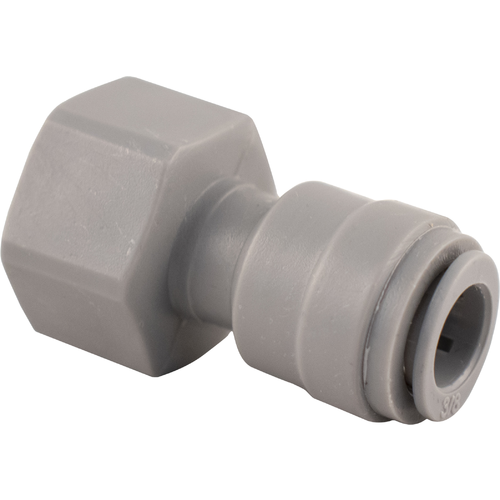 Duotight Push-In Fitting - 9.5 mm (3/8 in.) x 1/2 in. BSP - KL13871