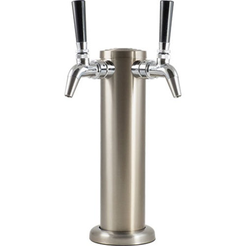 Premium Stainless Draft Tower w/ Intertap Faucets, Duotight Fittings