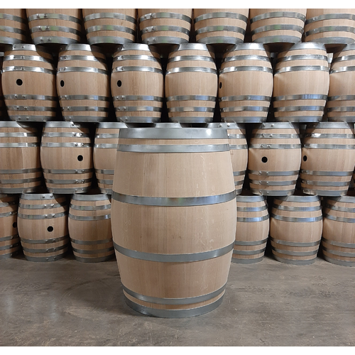 225L / 59.4 Gallon New Hungarian Oak Barrel
