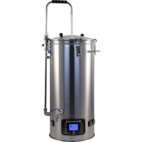 BrewZilla Robobrew V3.1.1 All Grain Brewing System With Pump - 35L/9.25G (220V)