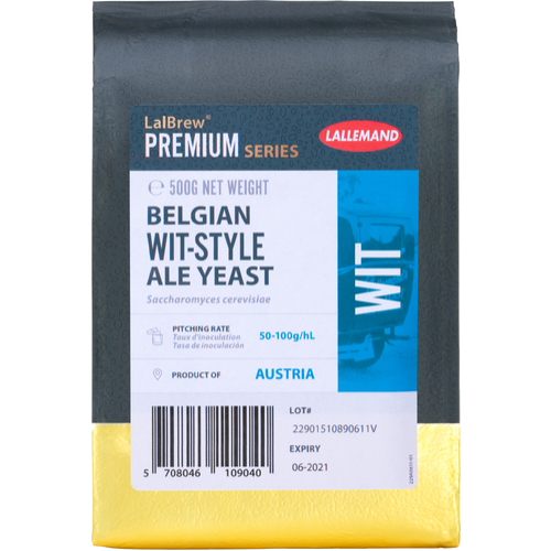 500G LalBrew Wit Belgian Style Ale Yeast