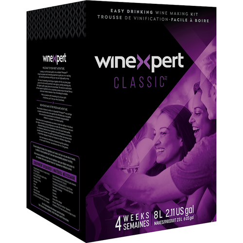 Classic Chilean Cabernet Sauvignon Wine Making Ingredient Kit