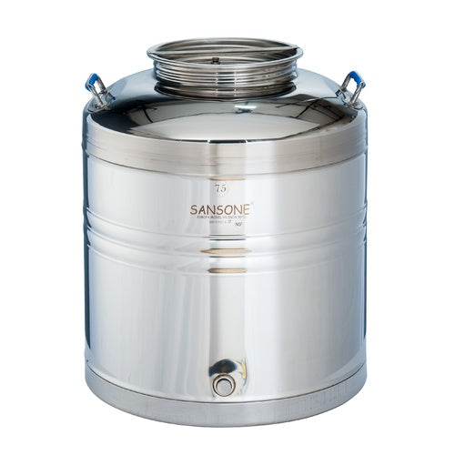 75L / 19.8 Gallon Stainless Fusti Tank