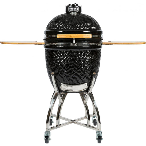 Coyote Asado Smoker w/ Stand and Shelves (3616264880208)