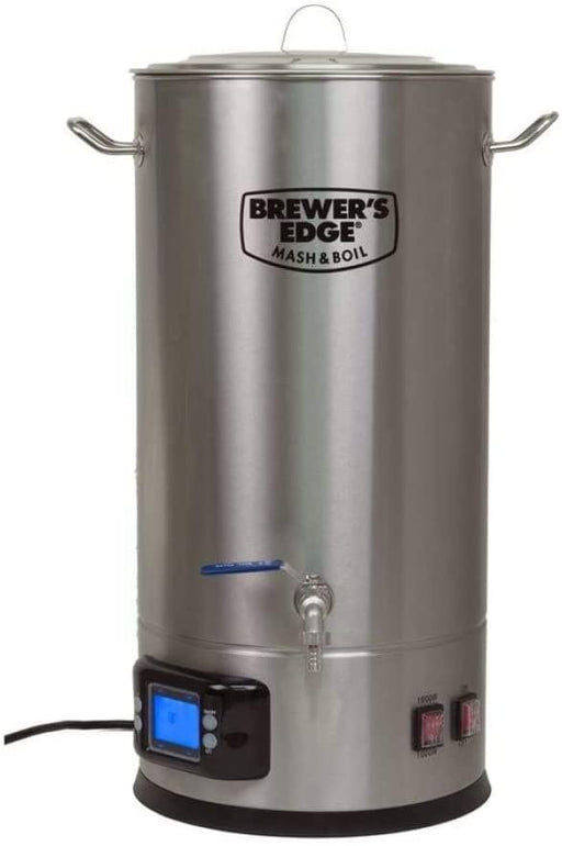 Brewer's Edge Mash and Boil 7.5 Gallon All Grain Brewing System - 110V