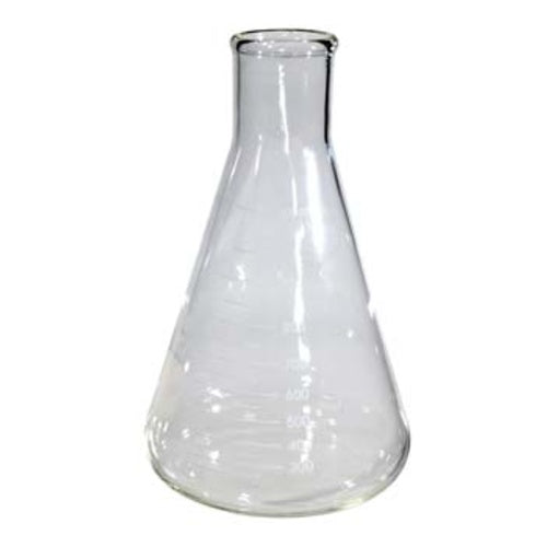 2000 mL Erlenmeyer Flask for Large Yeast Starters