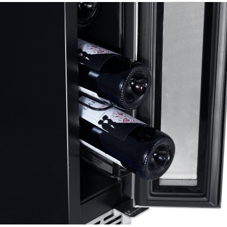 "7 Bottle 6"" Built-In Single Zone Wine Cooler (3622677282896)"