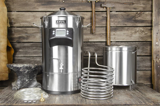 NEW MODEL Anvil Foundry™ Brewing System - 6.5 gal.