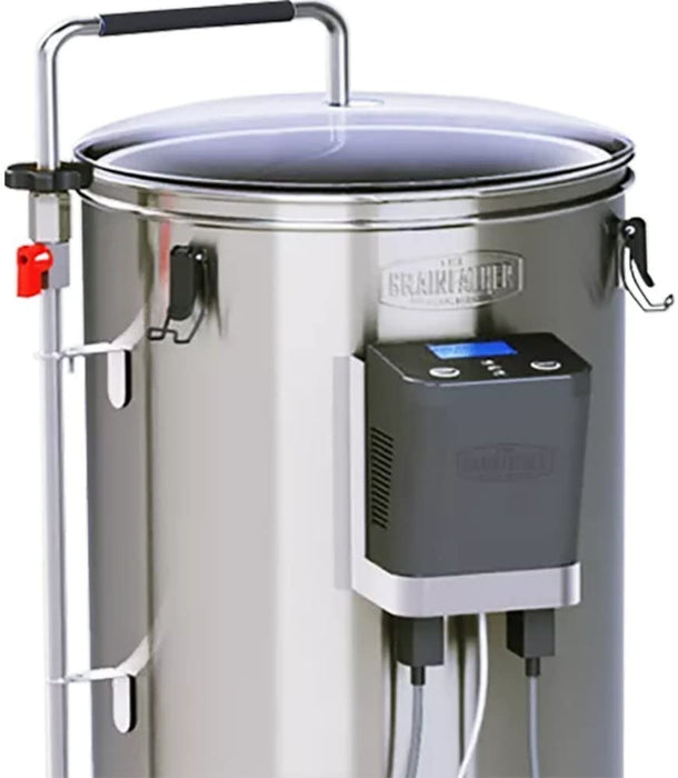 Grainfather Connect Complete All In One Bluetooth Connected Home Beer Brewing System for 6 Gallon Batches (8 gallon capacity)