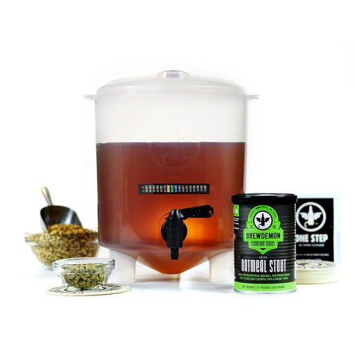 1-Gal Shedu Oatmeal Stout Beer Making Kit (3599839395920)