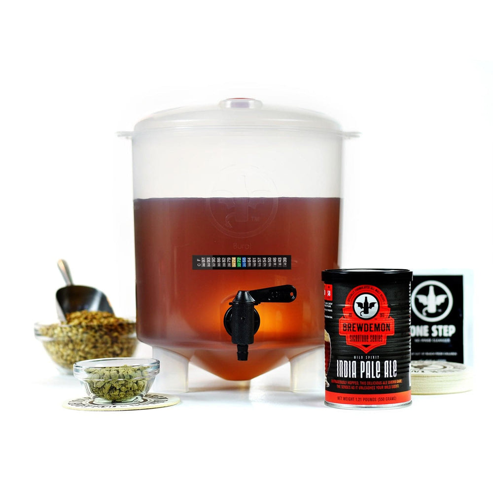 1-Gal Wild Spirit IPA Beer Making Kit (3599841132624)