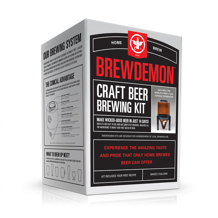 2-Gal Signature Beer Kit
