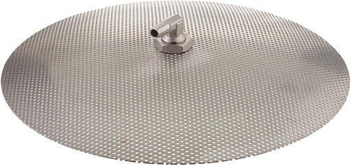 Universal Stainless Steel Domed False Bottom for Mash Tun All Grain Brewing