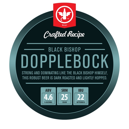 2 Gallon Dopplebock Homebrew Recipe Ingredient Kit