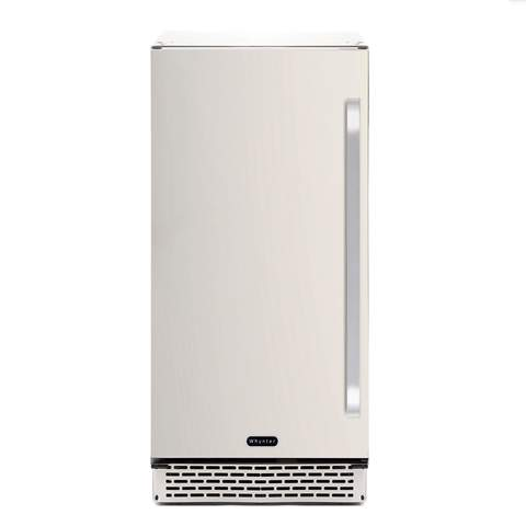 Whynter Stainless Steel 3.2 cu. ft. Indoor / Outdoor Beverage Refrigerator (3610579664976)