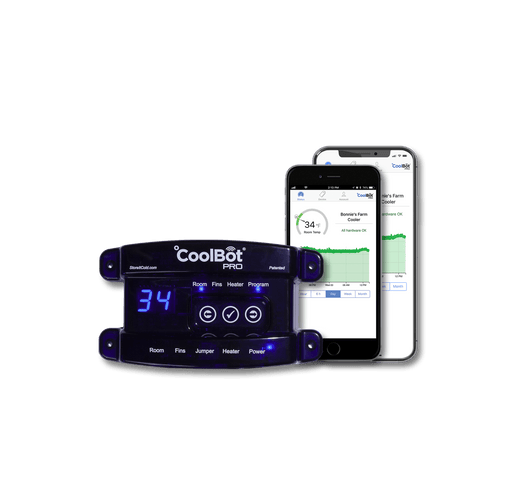 NEW WiFi Enabled CoolBot Pro Walk-In Cooler Controller (3630456438864)