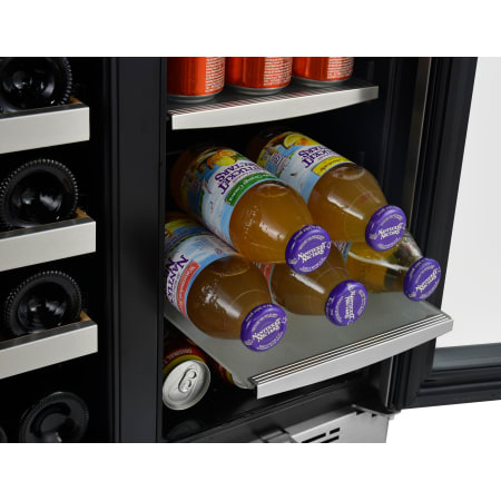 24 Inch Wide 21 Bottle and 60 Can Capacity Built-In Wine Cooler and Beverage Center Combo (3622674366544)