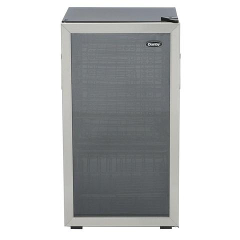 36-Bottle Designer Wine Cooler in Stainless Steel (3594013409360)