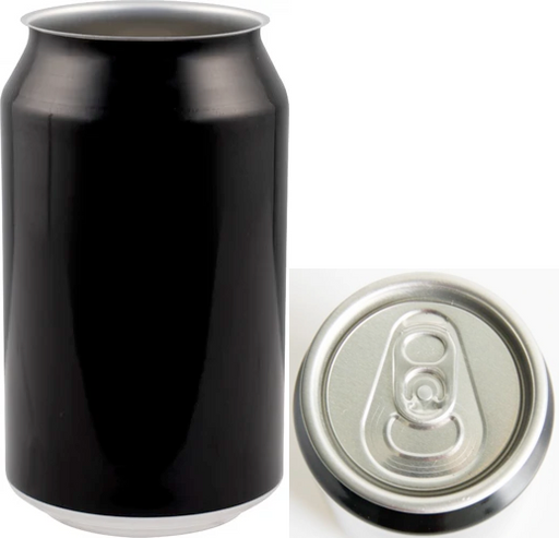 CASE OF 300 11.1 oz / 330ml Can Fresh Aluminum Beer Cans - KL13093