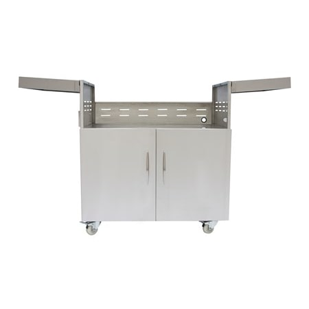 "Coyote 36"" Cart for Charcoal Grill (3616251936848)"