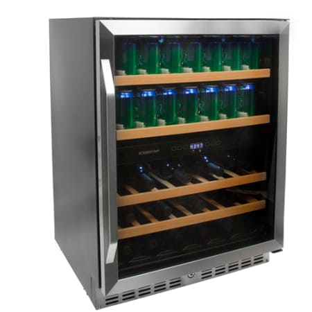 "24"" Built-In Wine and Beverage Cooler (3622673481808)"