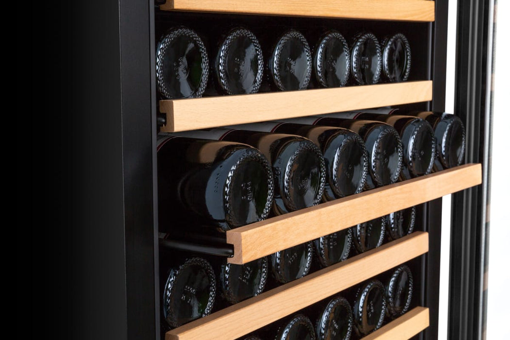 "166 Bottle 24"" Built-In Single Zone Wine Cooler (3604368130128)"