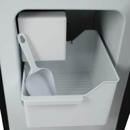 12 Lb. Built-In Ice Maker - Stainless Steel (3605129363536)