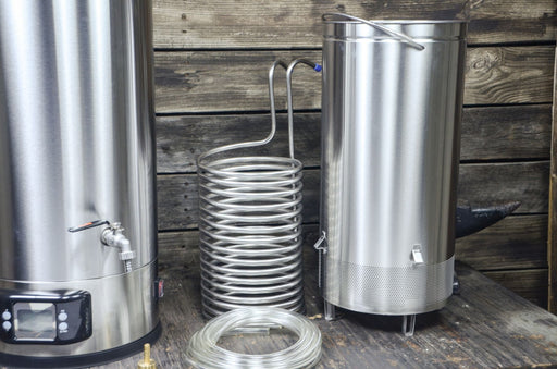 10.5 Gallon Anvil Foundry Brewing System - NEW MODEL