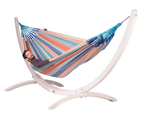 Canoa White - FSC Certified Spruce Stand for Kingsize Hammocks (3625902669904)