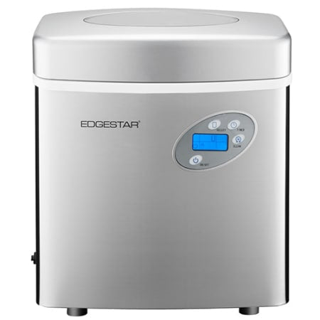 Large Capacity Portable Stainless Steel Ice Maker (3605129298000)