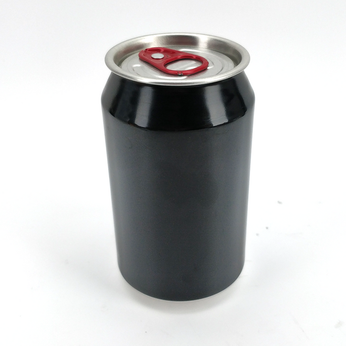 Case of 300 11.1oz / 330ml Can Fresh Aluminum Empty Beer Cans w/ Full Aperture Lids - KL15707