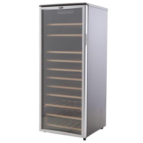75-Bottle Designer Wine Cooler Platinum Trim (3594013507664)