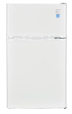 "19"" Freestanding Compact Refrigerator White (3593991192656)"