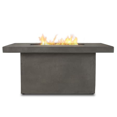 50 Inch Wide 50,000 BTU Ventura Liquid Propane Free Standing Fire Pit Table with Lava Rocks (3622679183440)