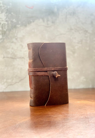 Rustic Leather Journal/ Sketchbook/Bullet Journal