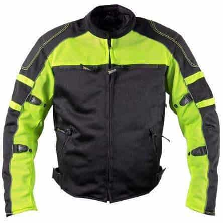ElementX High-Viz All Weather Level 3 CE Armored