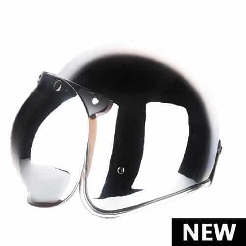 Hot Vintage Mirror Helmet