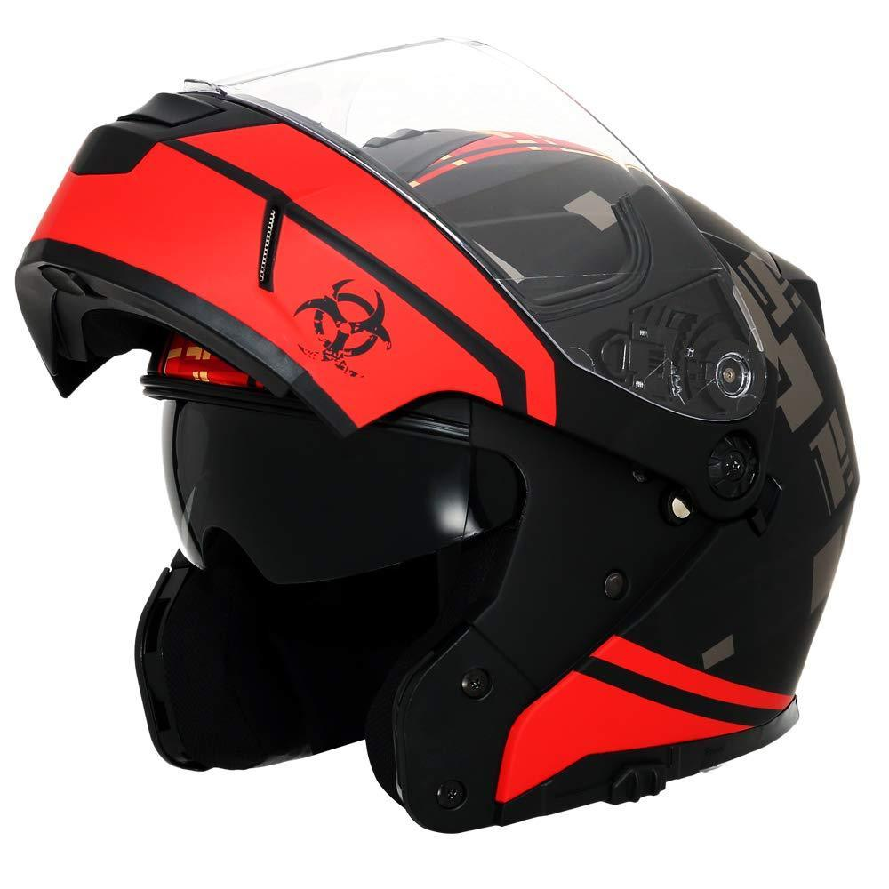 Triangle Dual Visor