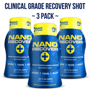 3-Pack (2oz Shots)